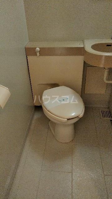 エムシーハイツ 105号室のトイレ