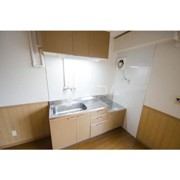 やなせハイツ 401号室のキッチン