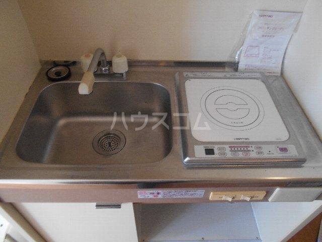 植村ビル 403号室のキッチン