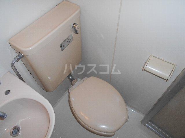 植村ビル 403号室のトイレ