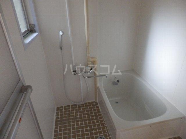 葵荘 101号室の風呂