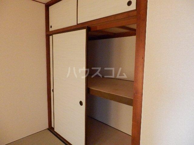 葵荘 101号室の収納