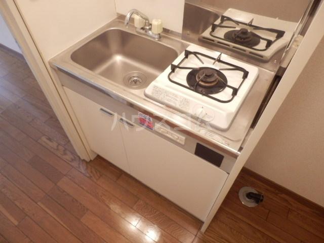 カーサU 103号室のキッチン