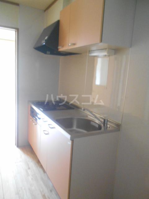 坂井コーポ 208号室のキッチン