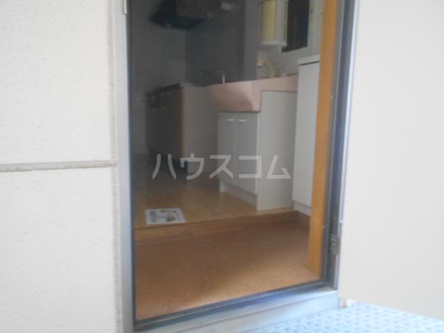 坂井コーポ 208号室の玄関
