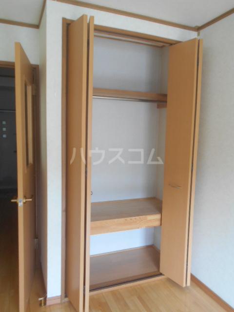 坂井コーポ 208号室の収納