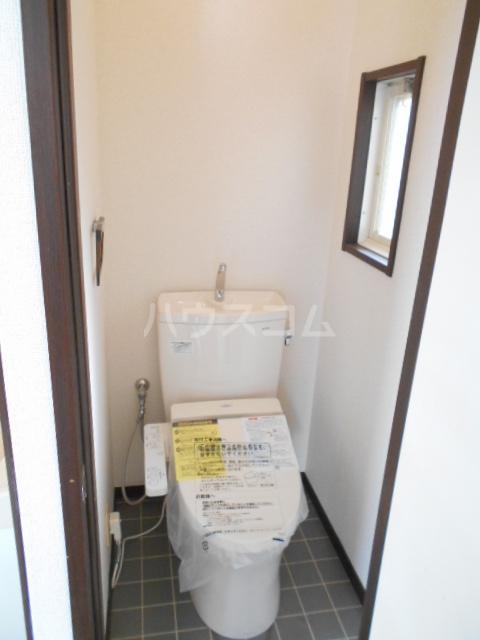 コーポサンテラスⅡ 101号室のトイレ
