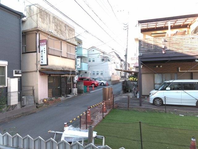 アップルハウス鶴間 101号室の景色