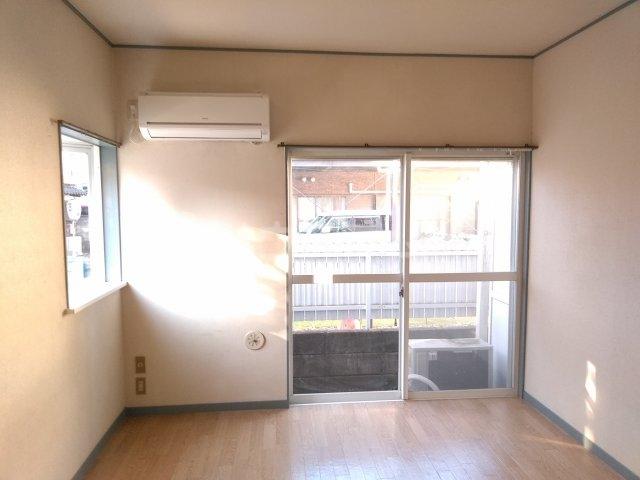 アップルハウス鶴間 101号室のベッドルーム