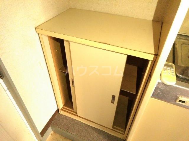 アップルハウス鶴間 101号室の収納
