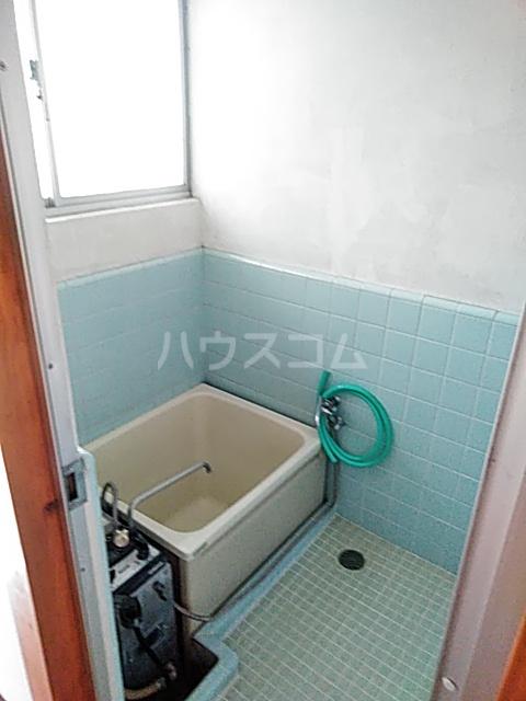 的場アパートつきみ野 104号室の風呂