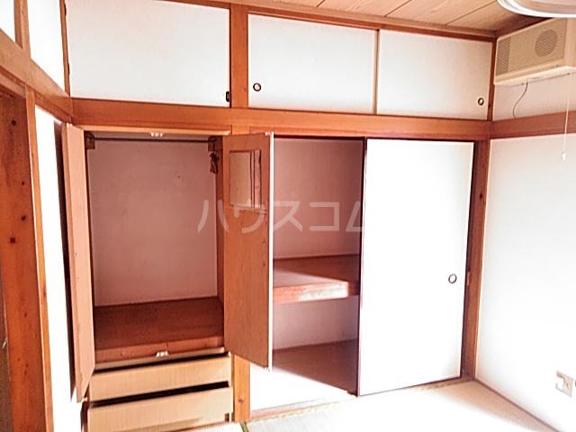 的場アパートつきみ野 104号室の収納