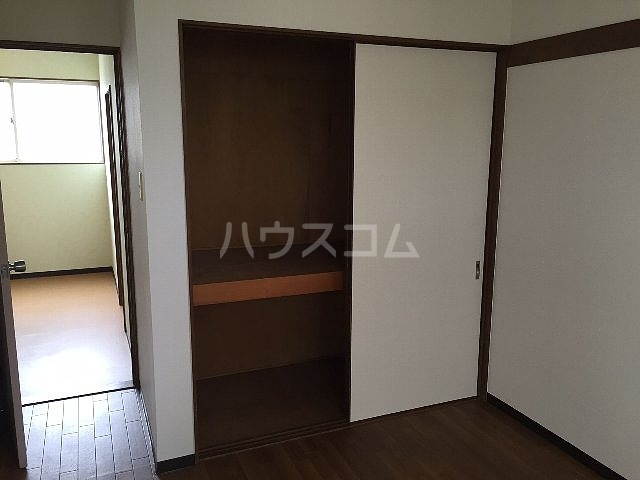 コーポラス改田 S25号室の収納