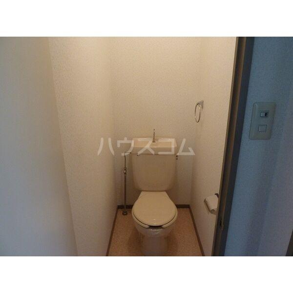 エスポワール辻畑 201号室のトイレ