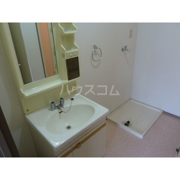 エスポワール辻畑 201号室の洗面所