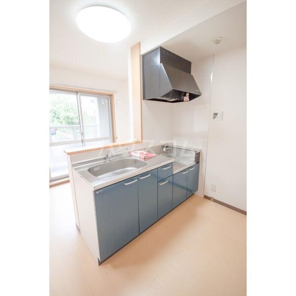 Heartful Verano 303号室のキッチン