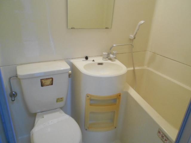 メゾン コリーナ 103号室の風呂