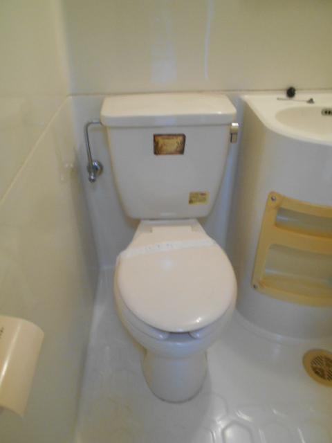 メゾン コリーナ 103号室のトイレ