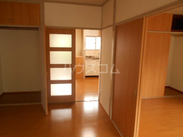第2スザキハイツ 202号室の居室