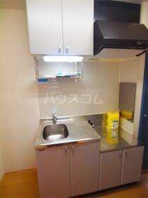 フェリス程久保 201号室のキッチン