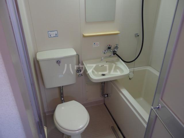 第5スザキハイツ 201号室の風呂