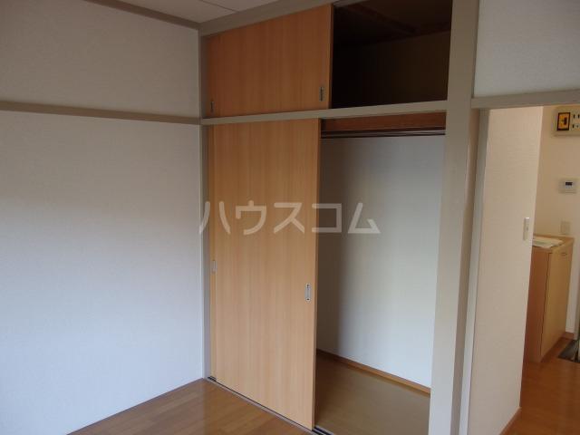 第5スザキハイツ 201号室の収納