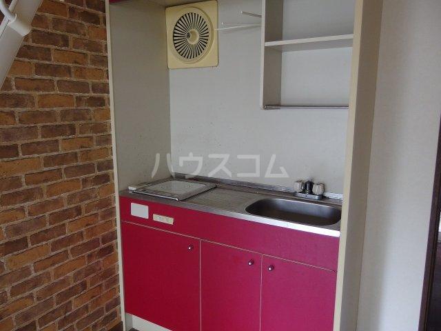 コーポアメニティⅠ 108号室のキッチン