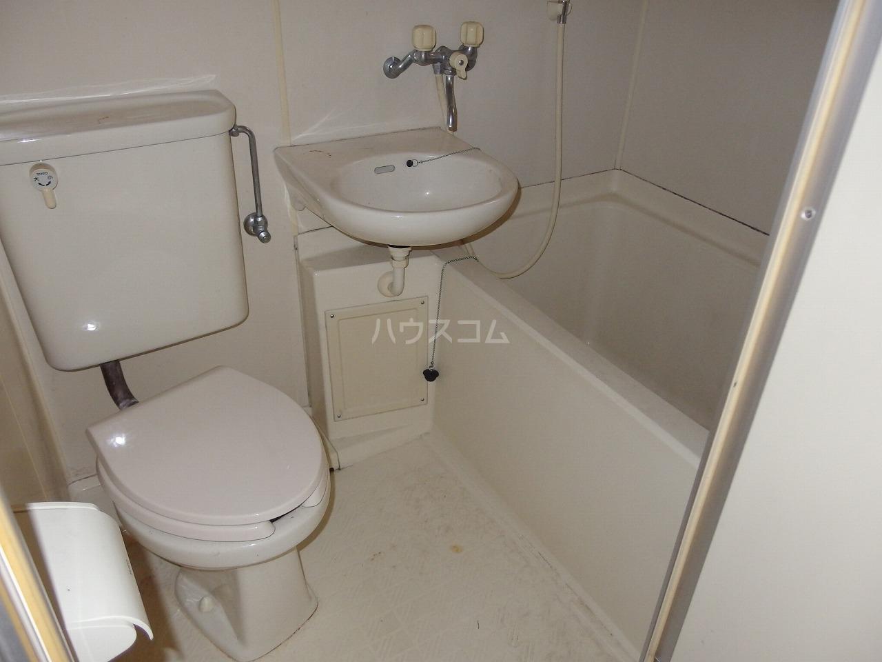 コーポアメニティⅠ 108号室の風呂