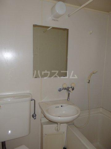 コーポアメニティⅠ 108号室の洗面所