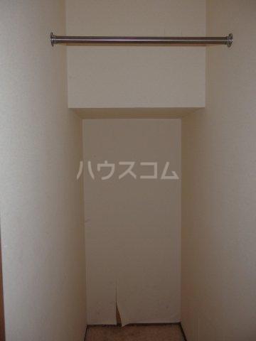 コーポアメニティⅠ 108号室の収納