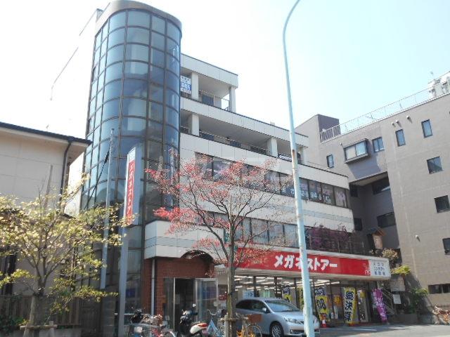ミヨシ高幡ビルの外観