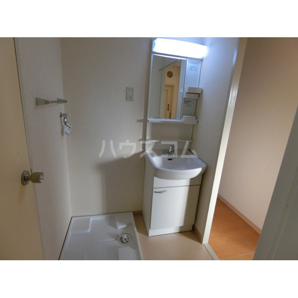 グリーンコープ高橋 102号室の洗面所