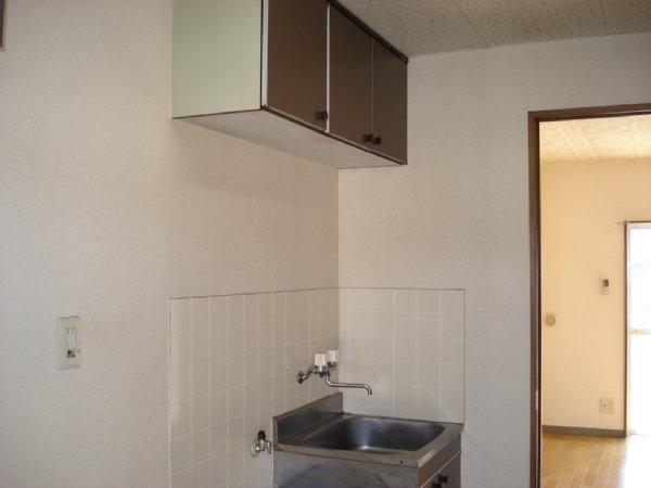 アネックス93 103号室のキッチン