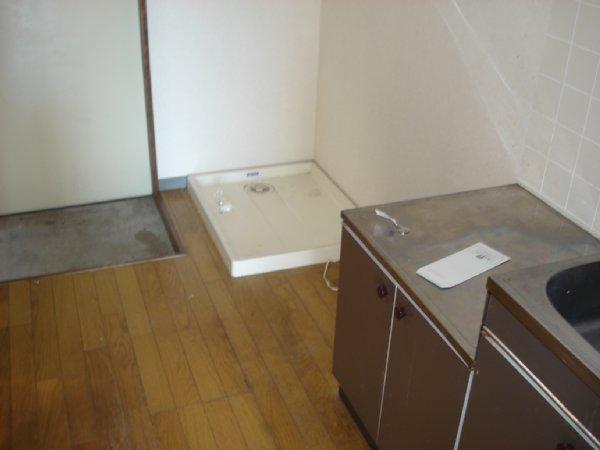 アネックス93 103号室の収納