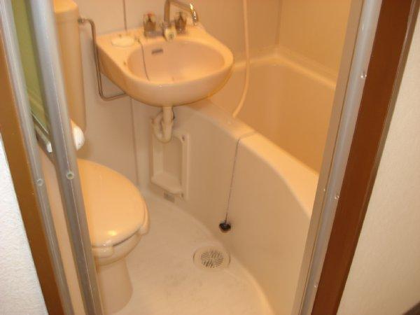 アネックス93 103号室の風呂