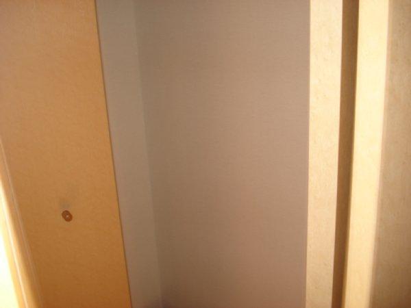ガーデンビュー石神C聖蹟 307号室の収納