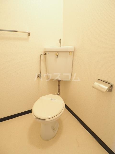 アスピア若鶴 305号室のトイレ