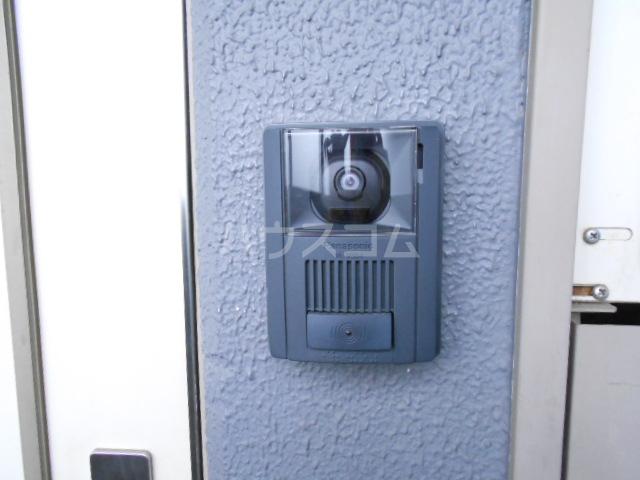 サンクチュアリーフォレスト 603号室のセキュリティ