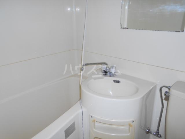 サンクチュアリーフォレスト 603号室の風呂