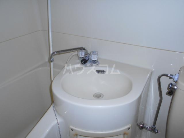 サンクチュアリーフォレスト 603号室の洗面所