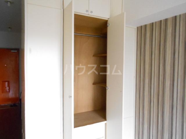 サンクチュアリーフォレスト 603号室の収納