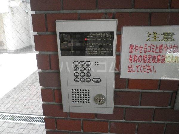 アメニティコウヤマ第6ガーデン 117号室のセキュリティ