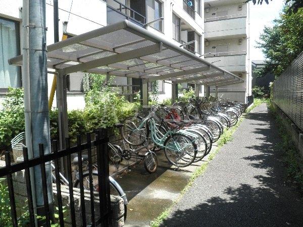 アメニティコウヤマ第6ガーデン 117号室のその他共有