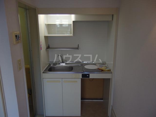 コーポシリウス 201号室のキッチン