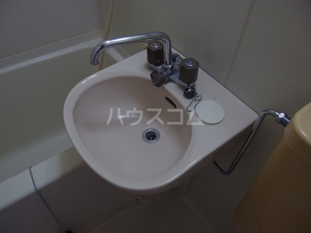 コーポシリウス 201号室の洗面所