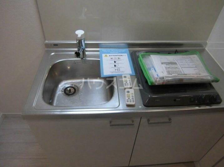 Presi桜新町Ⅱ 203号室の設備