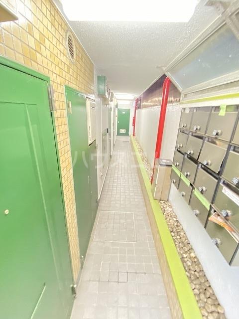 JLBグランエクリュ駒沢大学 105号室のその他共有