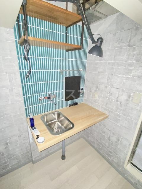JLBグランエクリュ駒沢大学 105号室のキッチン