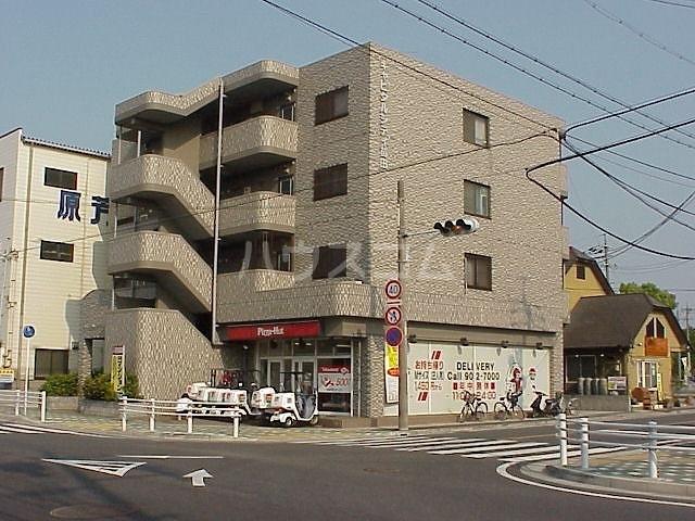 キャピタルシティ苗田外観写真