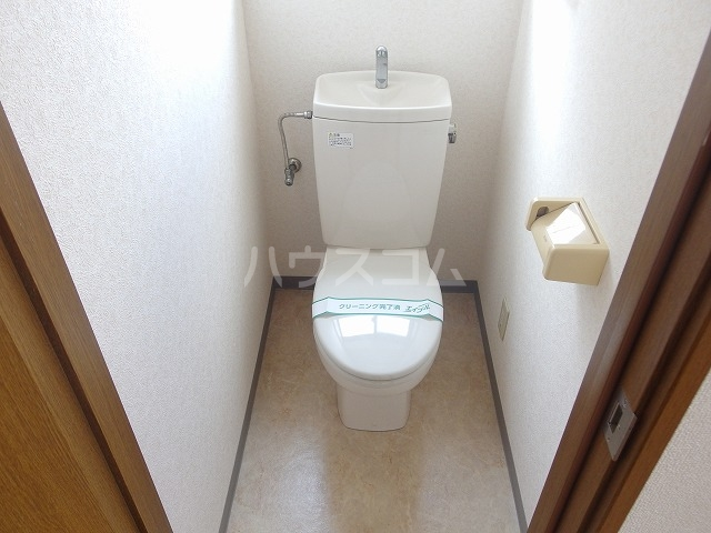 ガーデンビュー石神Bのトイレ